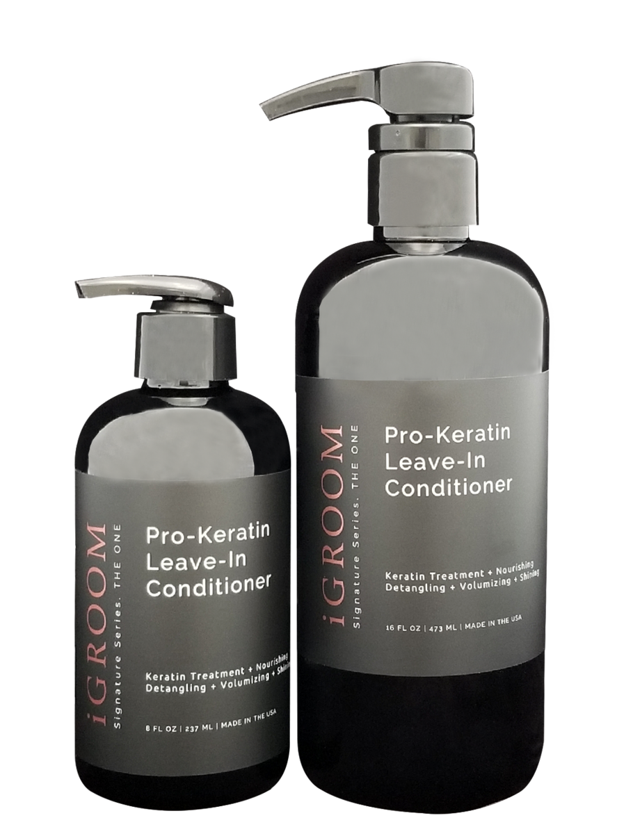 iGroom Pro Keratin Leave In Conditioner