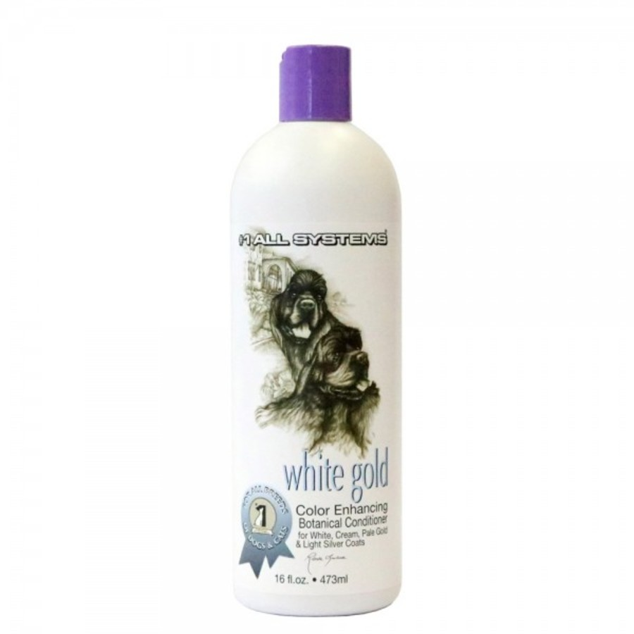 #1 All Systems White Gold Color Enhancing Conditioner