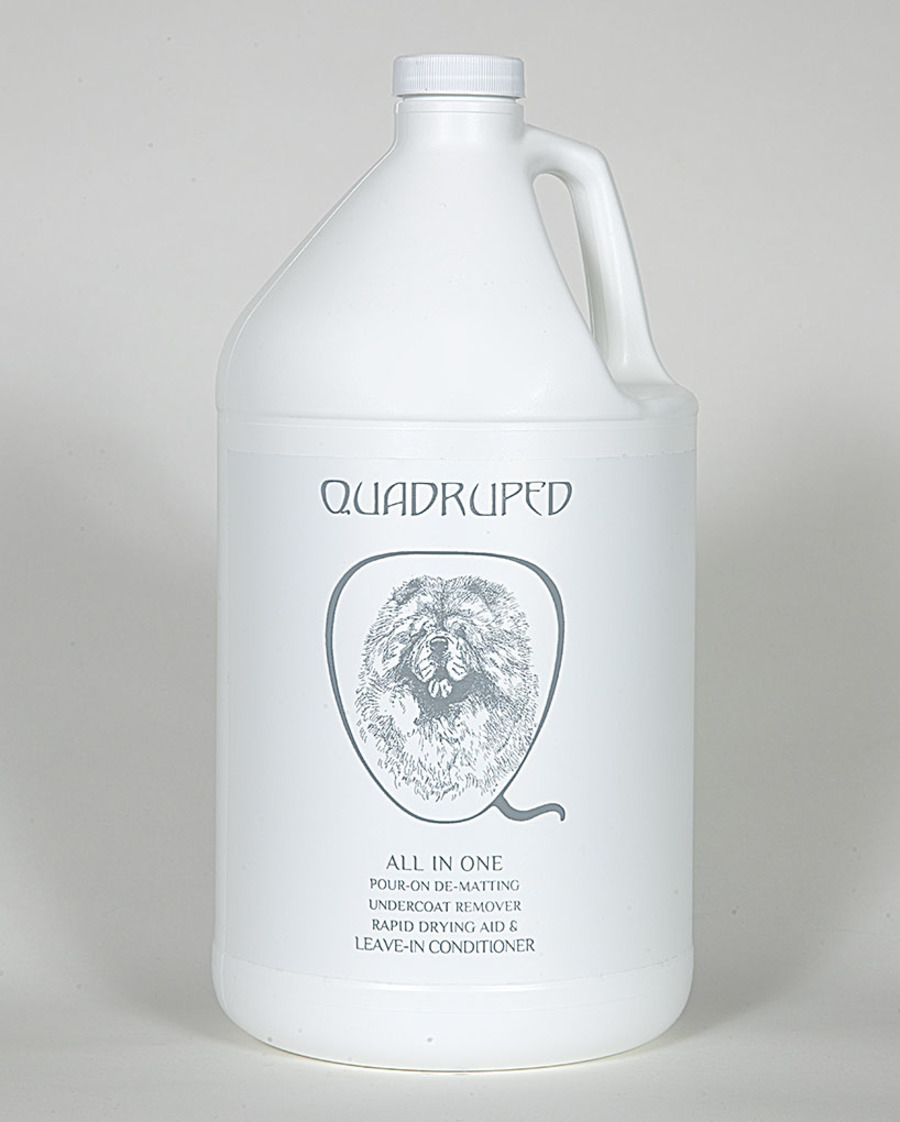 Quadruped All In One De-Matting Conditioner