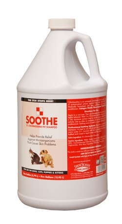 Showseason Soothe Medicated Shampoo